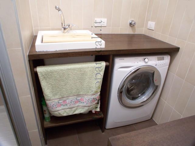 bagno lavatrice ad incasso: gli specialisti nel rinnovo dinterni a ... - Mobili Bagno Con Lavabo Da Incasso