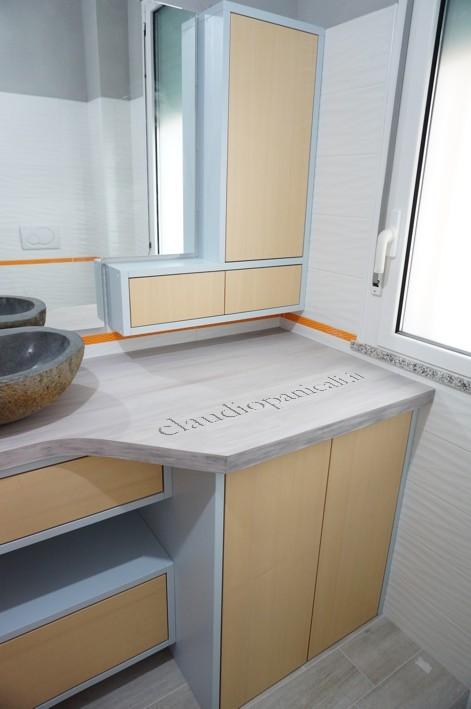 Mobili bagno con lavatrice incassata perfect bagno - Mobili bagno con lavatrice a scomparsa ...