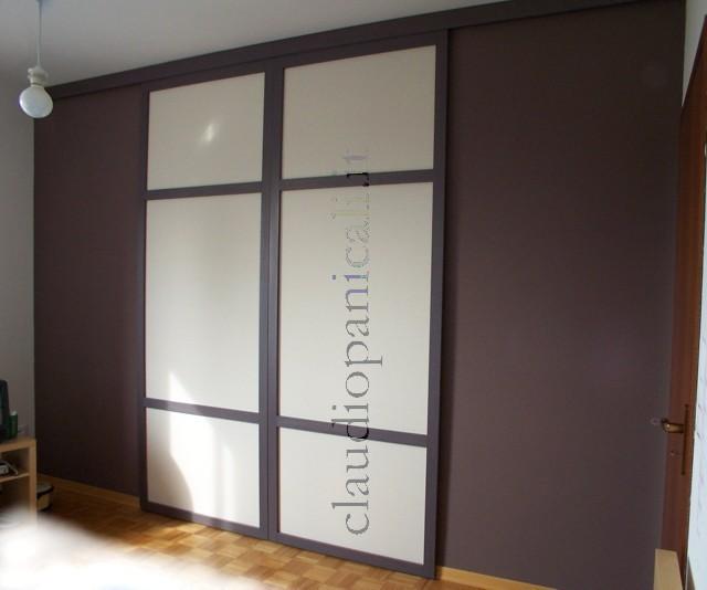 Pareti in pietra per interni - Porte a specchio per interni ...